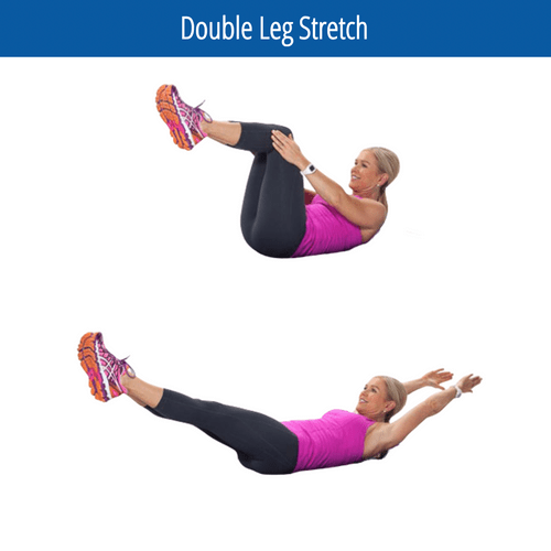 Double Leg Stretch Image